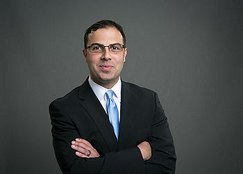 NYL Headshot of Pedram Afshar