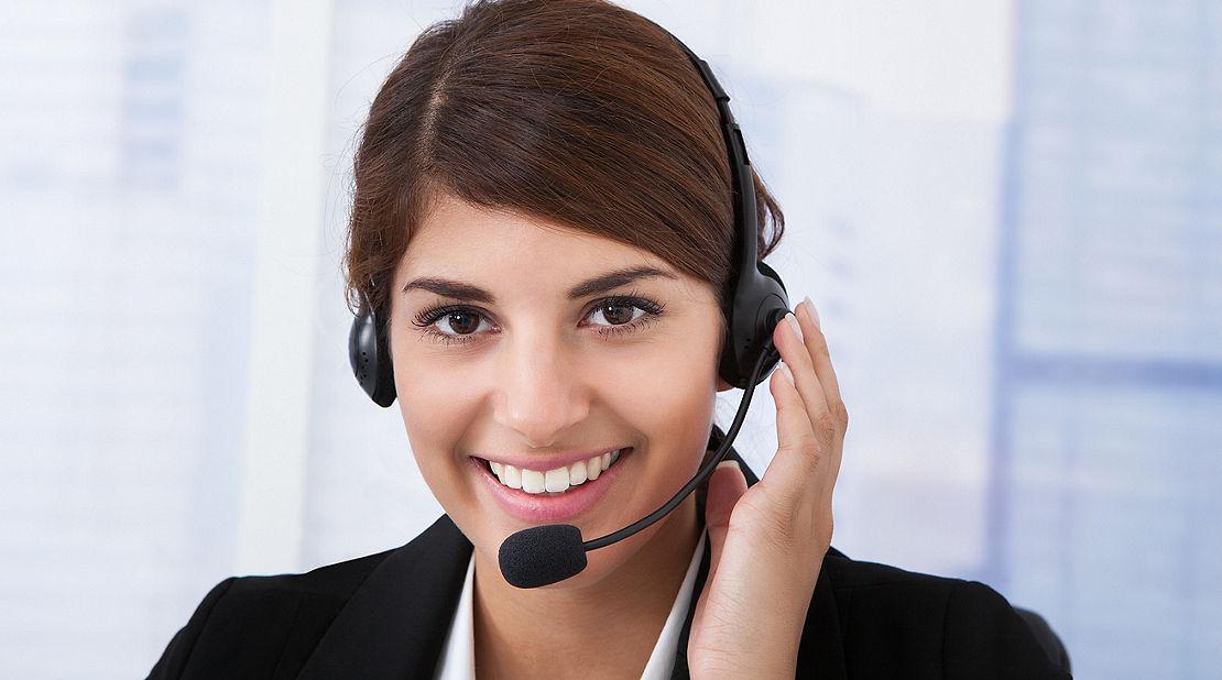 Customer Service employee