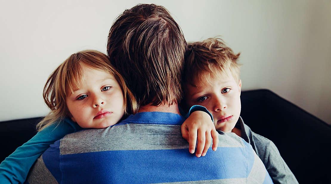 grieving kids