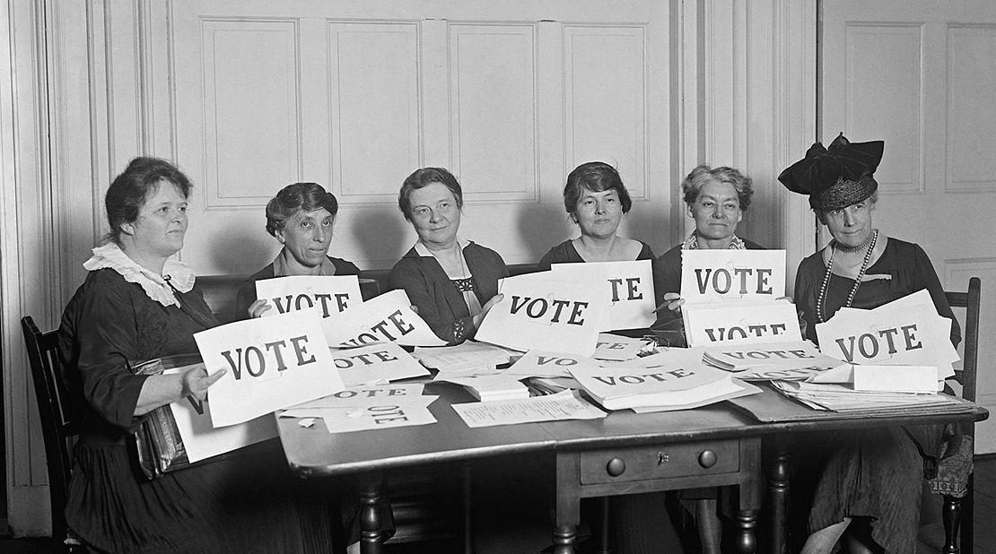 NY League of women's voters.