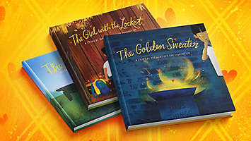 Kai's Journey - A book series about grief, strength and love.
