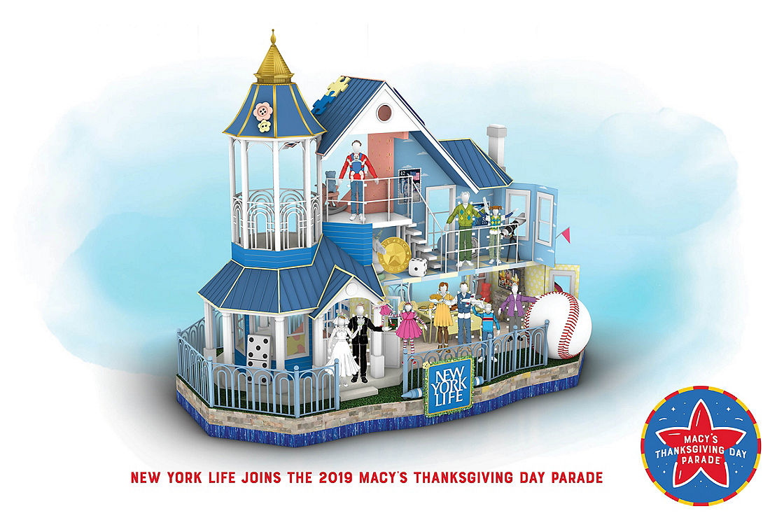 Macy's NYL Float
