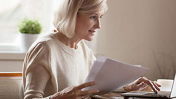 Individual Taxpayer doing online filing