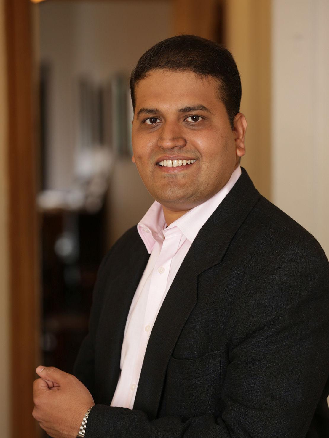 Rohit Katti Headshot