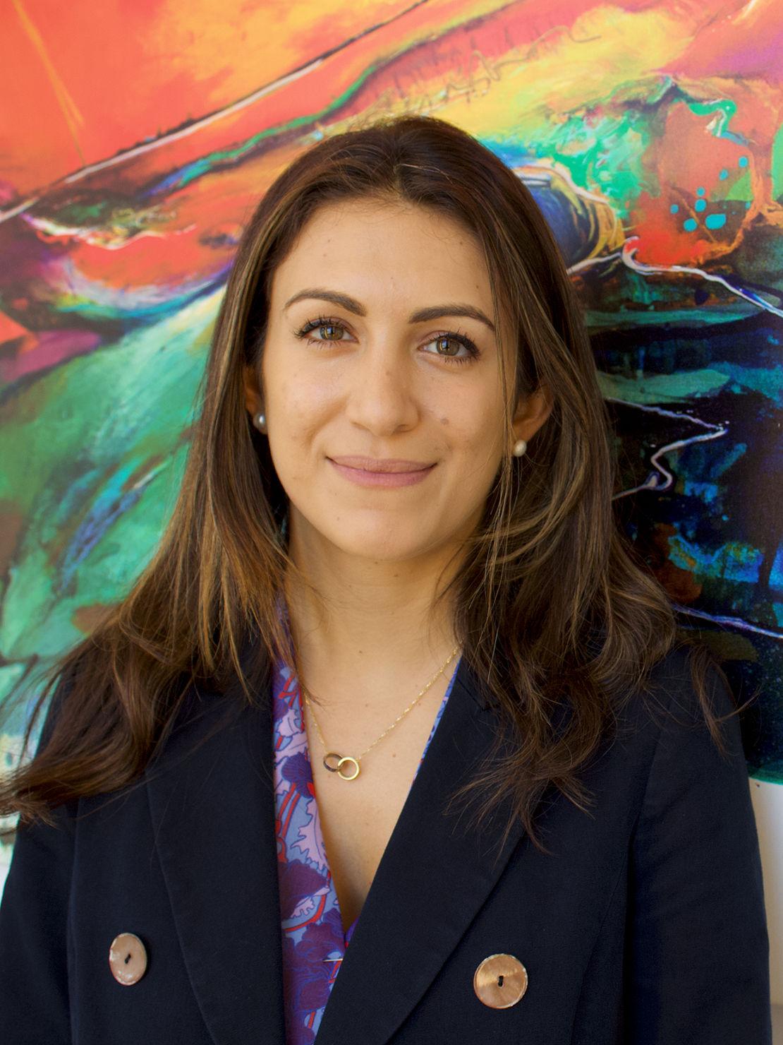 Sahar Omrani Headshot