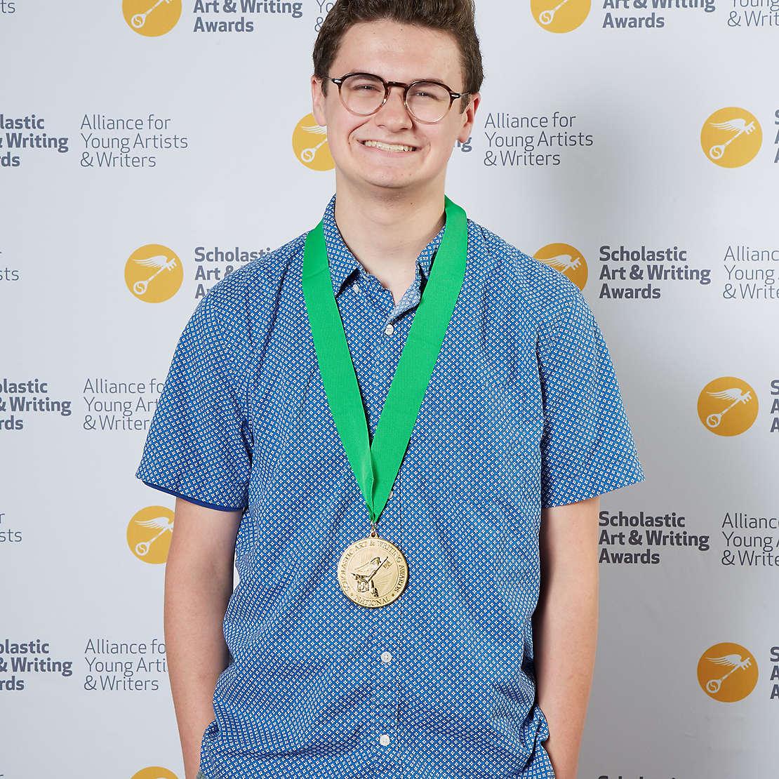 scholastic award winner
