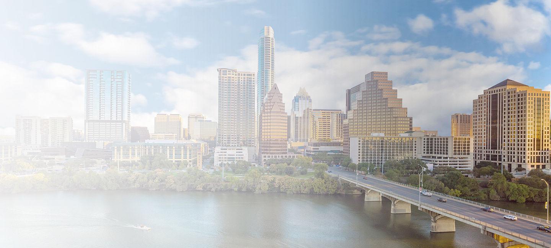 Cityscape of Austin