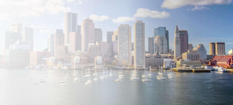 Cityscape of Boston