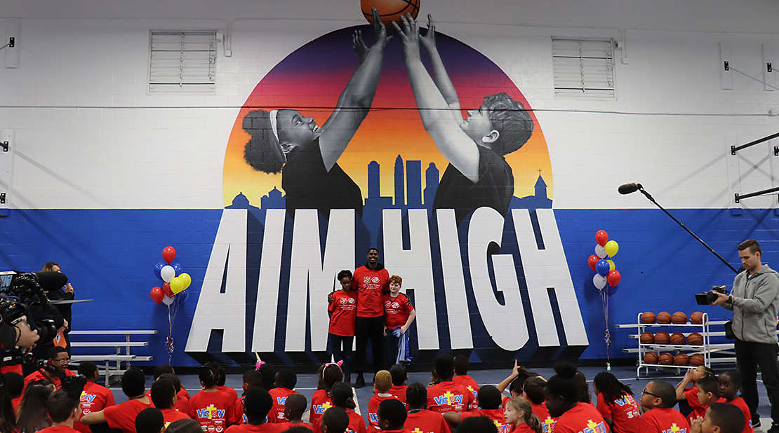 New York Life ACC and Pac-12 sponsorships score big for Boys & Girls Clubs across the country.