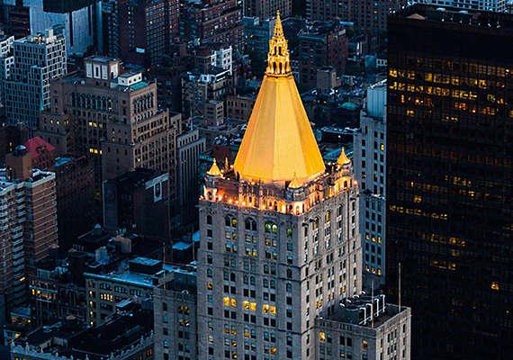 New York Life building in New York City