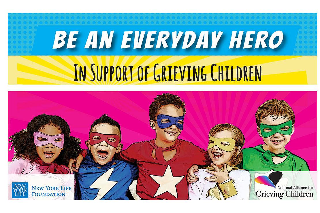Children become heros