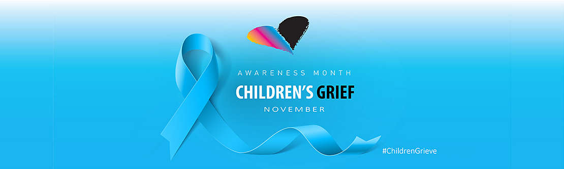 Childrens grief awareness month