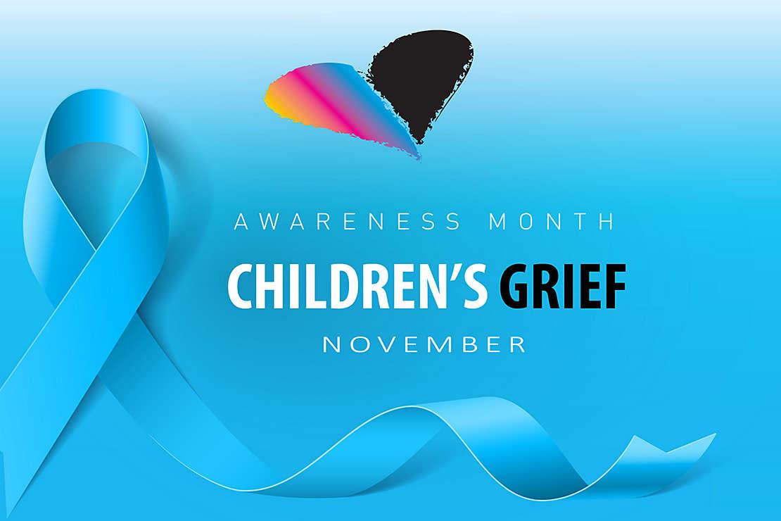 Children's Grief Awareness Month