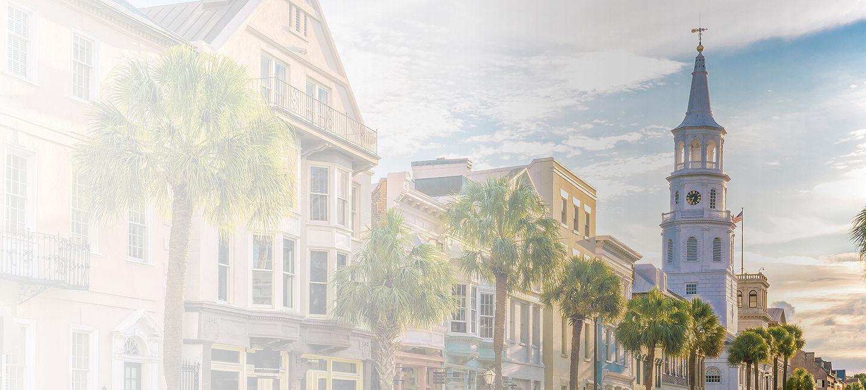 Cityscape of South Carolina