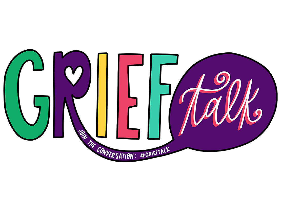 Grief Talk Logo