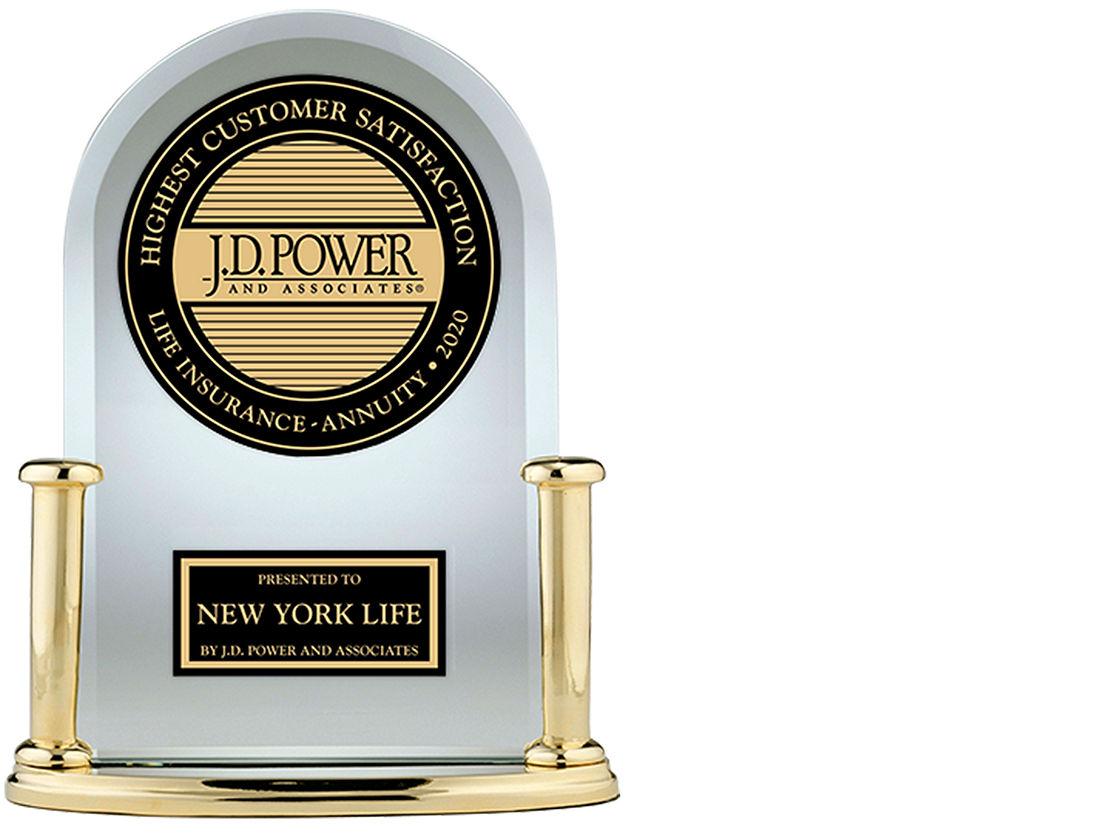 J.D. power award image