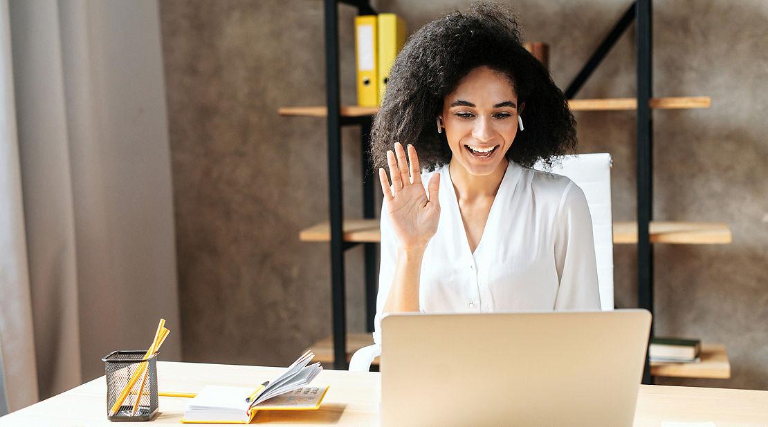 mentorship ,woman on laptop