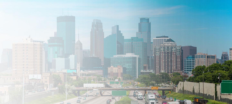 Cityscape of Minnesota
