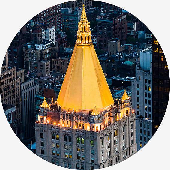 New York Life building in New York City.