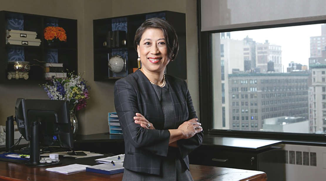 New York Life Investment Management CEO Yie-Hsin Hung