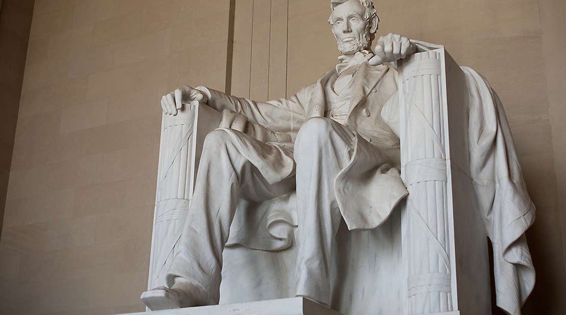 Lincoln Monument.