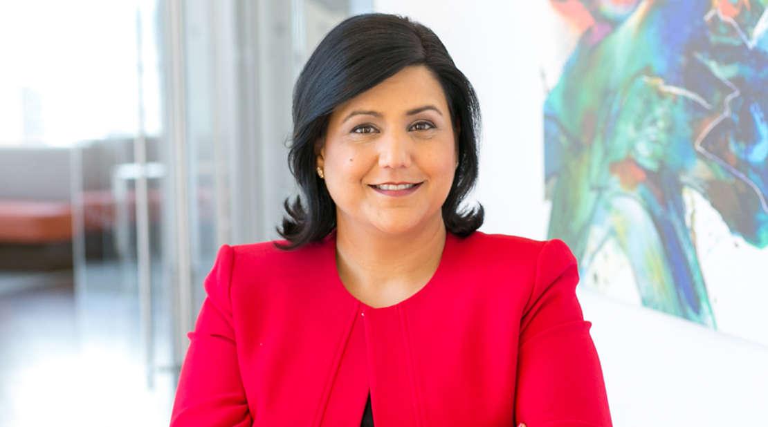 New York Life employee Sonali Virendra