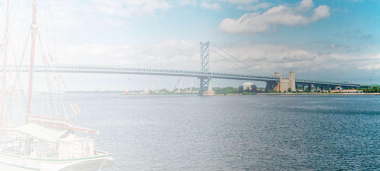 Skyline of South Jersey
