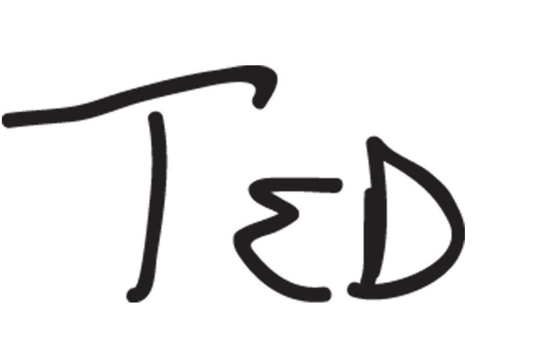 Ted Mathas signature