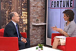 CEO Ted Mathas sits down with Fortune.