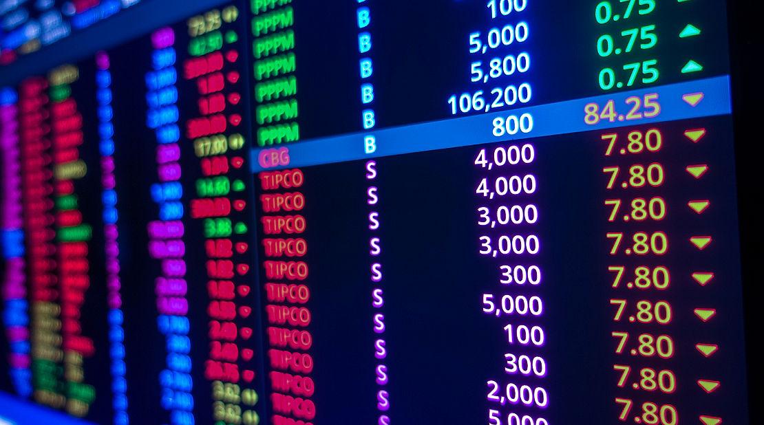financial monitor