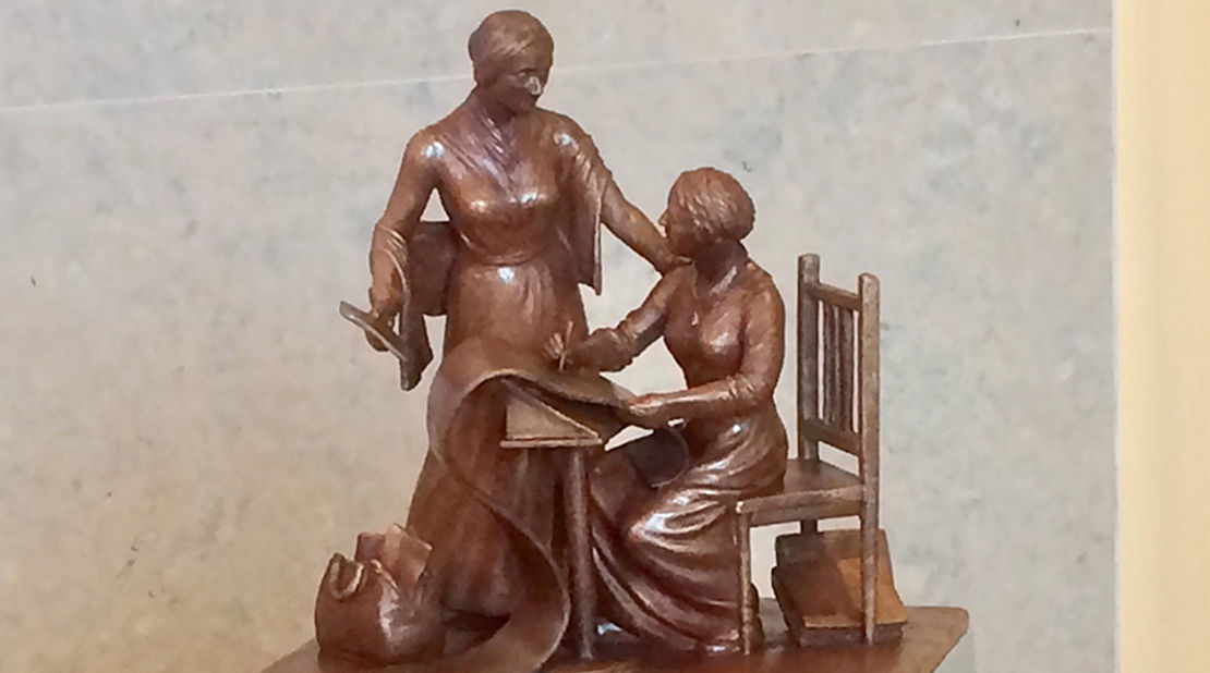 Women's rights monument
